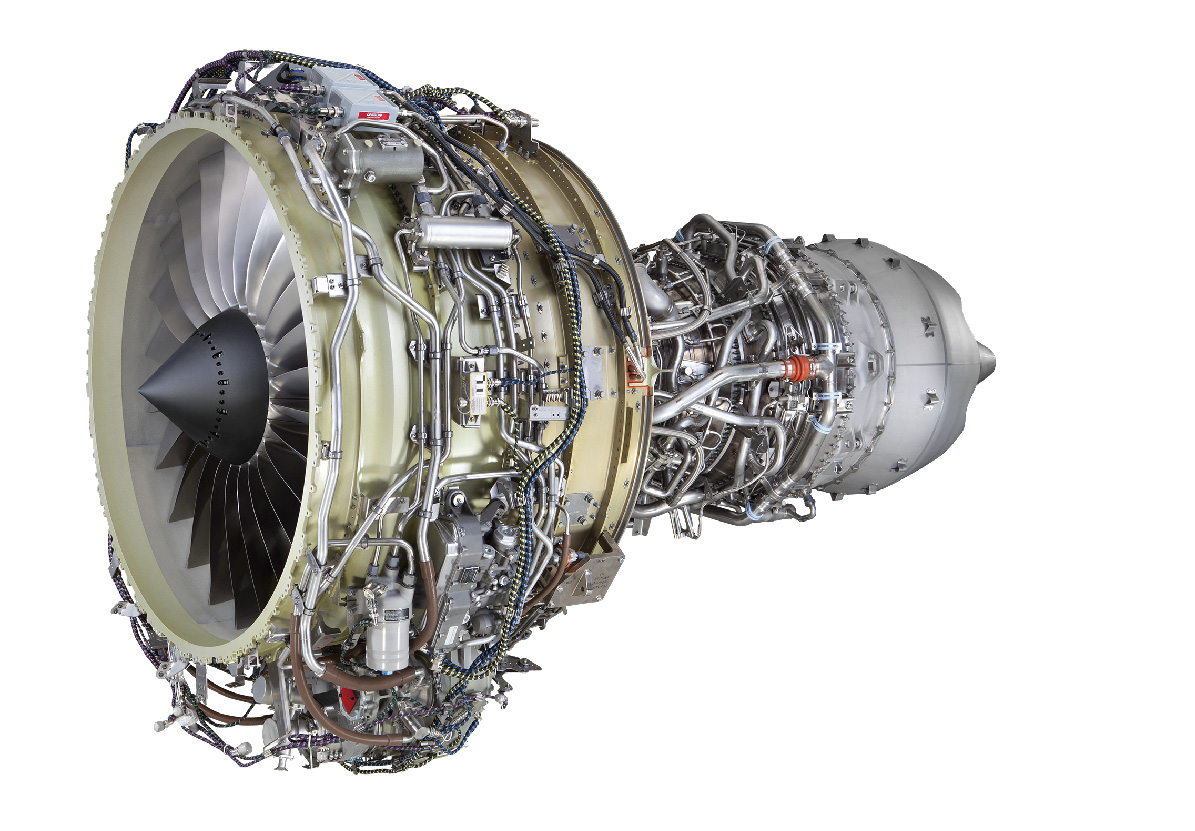 GE's CF34-10 Engine