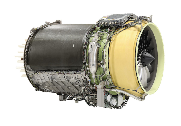 GE's Passport Engine