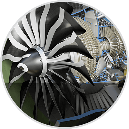 Ge9x Commercial Aircraft Engine Ge Aviation