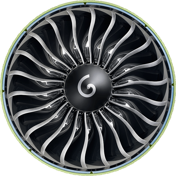 The Ge90 Engine Ge Aviation
