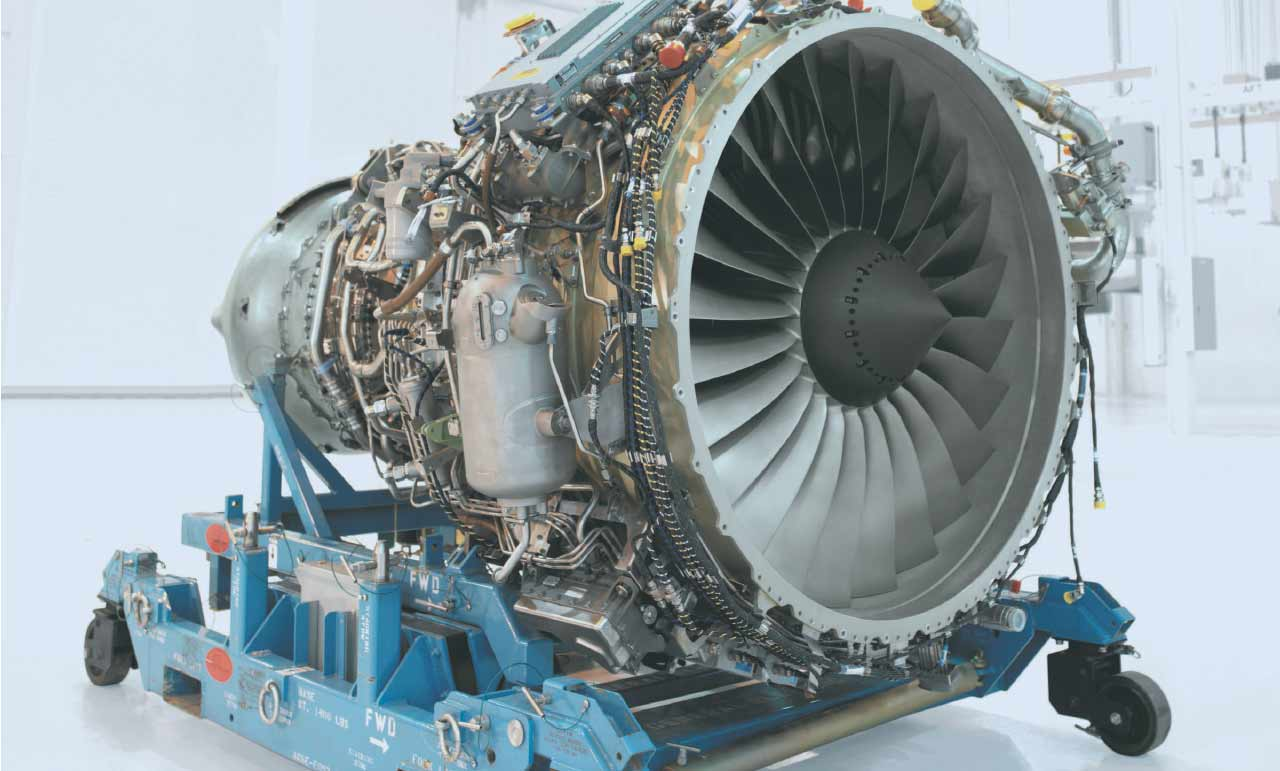... Units (LRUs) and all external accessories (i.e., all other parts as  referenced in the Spare Parts Catalog) – to GE and CFM manuals and  recommendations.
