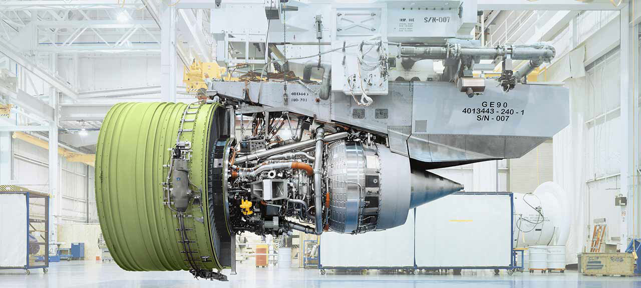 The GE90 Engine | GE Aviation Aircraft Engine Diagram on