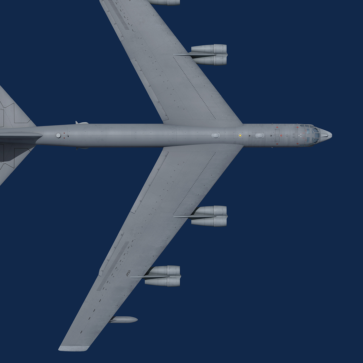 <em>GE is B-52 ready</em>The proven choice for the USAF re-engining