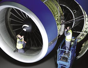 On Wing Support | GE Aviation