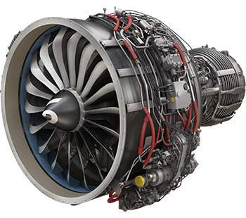 Commercial Aviation Engine
